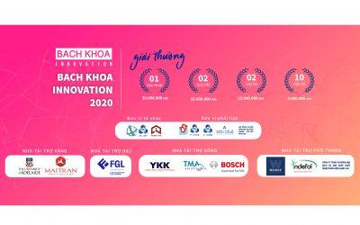 Khởi động Bach Khoa Innovation lần III – 2020