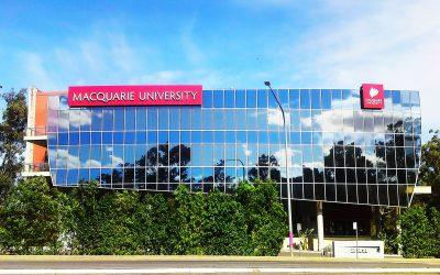 Đại học Macquarie vượt hạng trong bảng xếp hạng Golden Age University