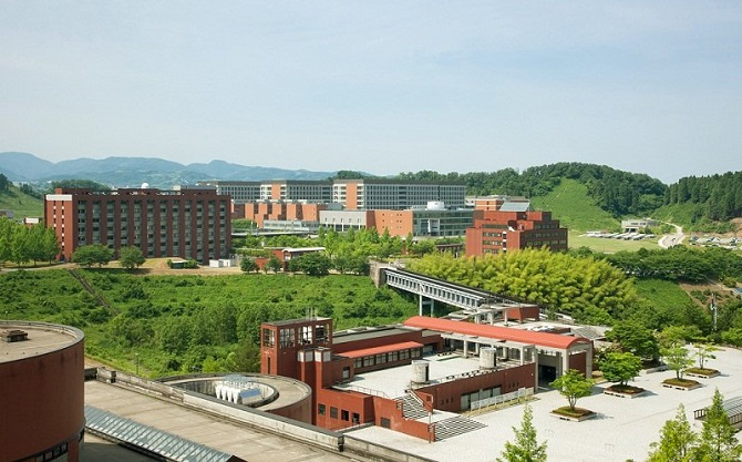 Trường ĐH Kanazawa - Summer Program - Trường ĐH Bách Khoa