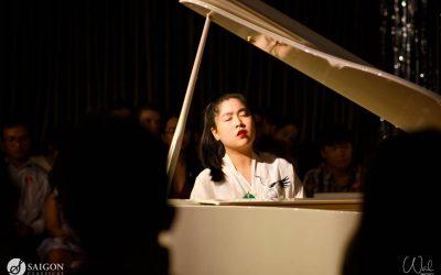 Gặp cô bạn SV Bách khoa sở hữu thành tích piano khủng