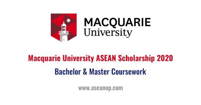ĐH Macquarie (Úc) trao học bổng ASEAN 2020