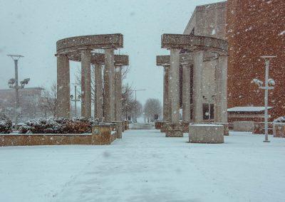 Đời sống du học sinh University of Illinois Springfield - chương trình Liên kết Quốc tế ngành Quản trị Kinh doanh - Trường ĐH Bách khoa