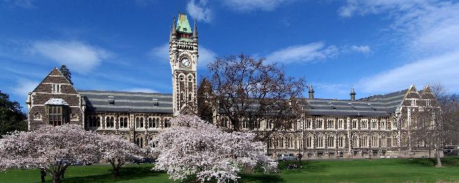 Khám phá một trong những trường đại học đẹp nhất thế giới ở New Zealand