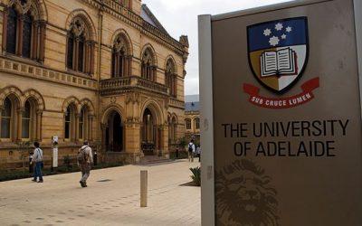 ĐH Adelaide (Úc) trên bảng xếp hạng các trường ĐH trên thế giới