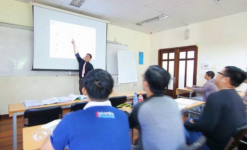 Học kỳ Pre-University, học phần Tiếng Anh, chương trình Chất lượng cao, Trường Đại học Bách khoa