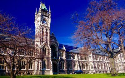 ĐH Otago, điểm đến lý tưởng cho du học sinh