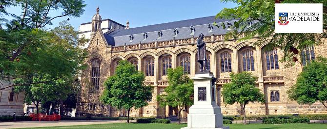 Đại học Adelaide – Lựa chọn đúng đắn cho chuyên ngành Kỹ thuật Dầu khí