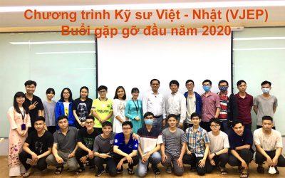 Buổi gặp gỡ đầu năm cho sinh viên VJEP