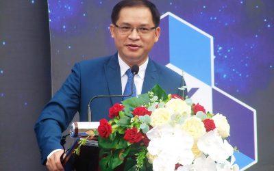 TS. Đặng Đăng Tùng phát biểu tại Lễ Khai giảng Bách khoa Quốc tế 2020