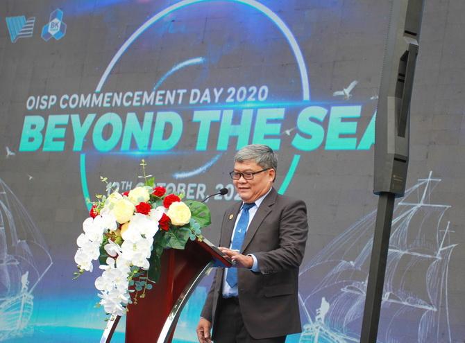 Khai giảng Bách khoa Quốc tế 2020