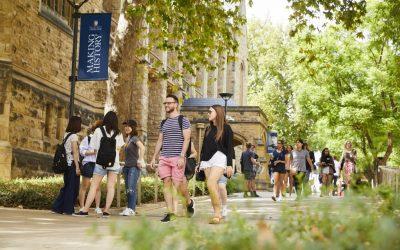 Nam Úc đón sinh viên quốc tế trở lại