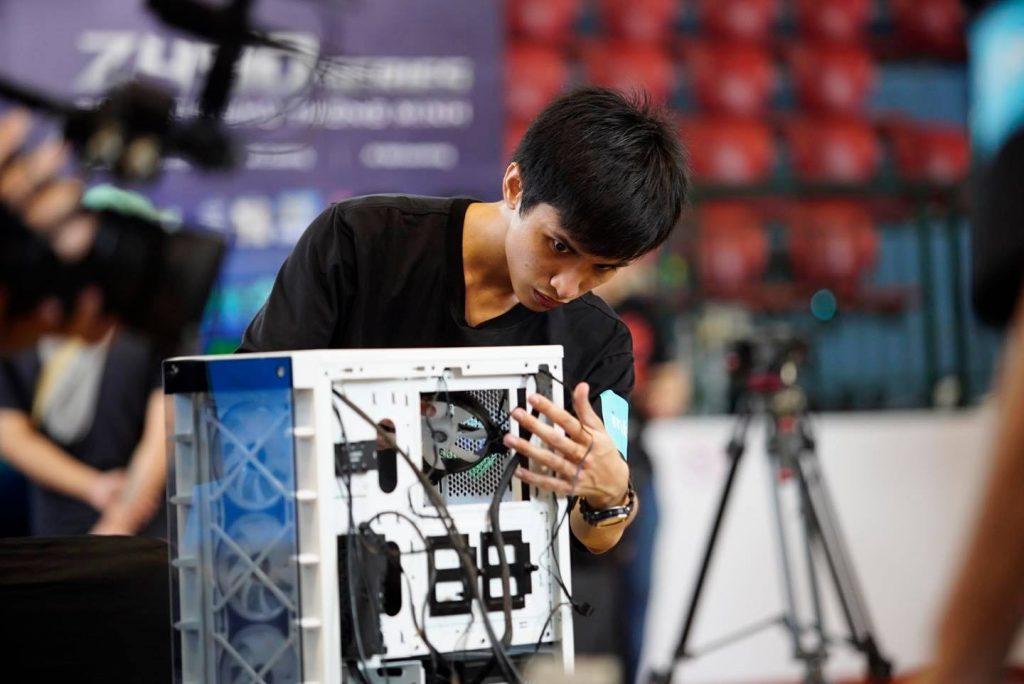 SV chương trình Chất lượng cao ngành Kỹ thuật Máy tính chiến thắng Expert Challenge 2020