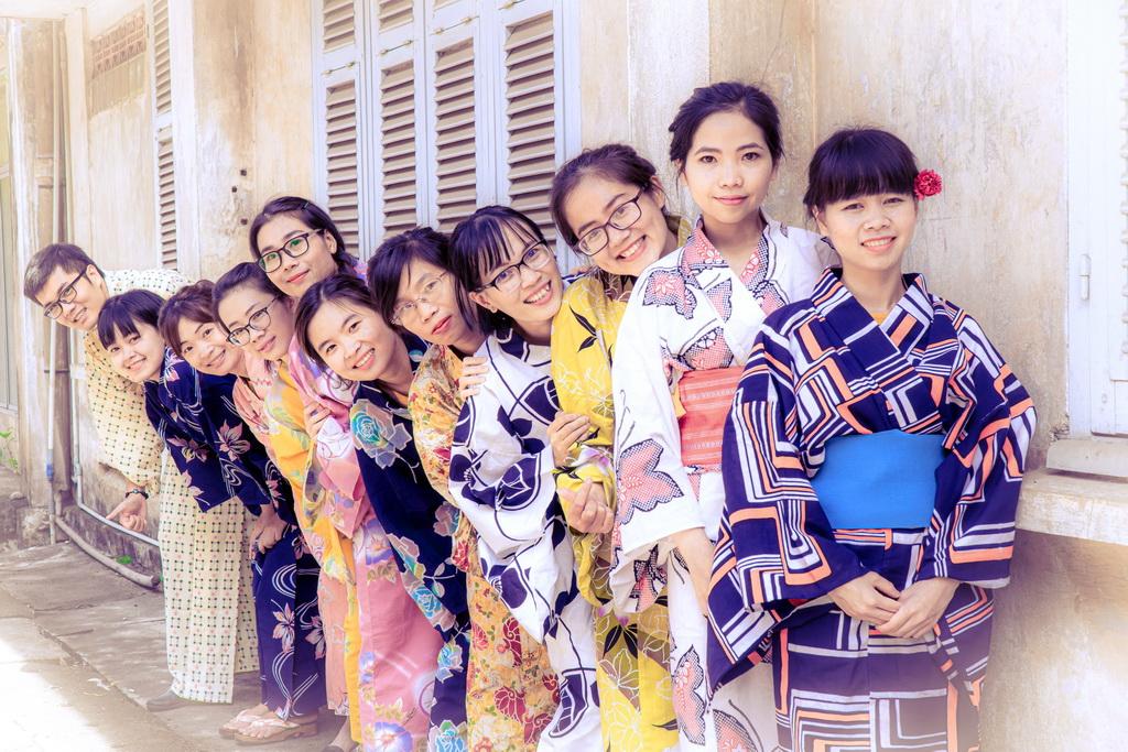 OISP nhận tài trợ giáo dục từ Japan Foudation 2020 | Du học Nhật | Bách khoa Quốc tế