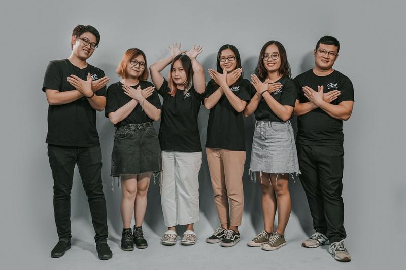 Đội ngũ nhân sự OISP - Đoàn Hội - 2021