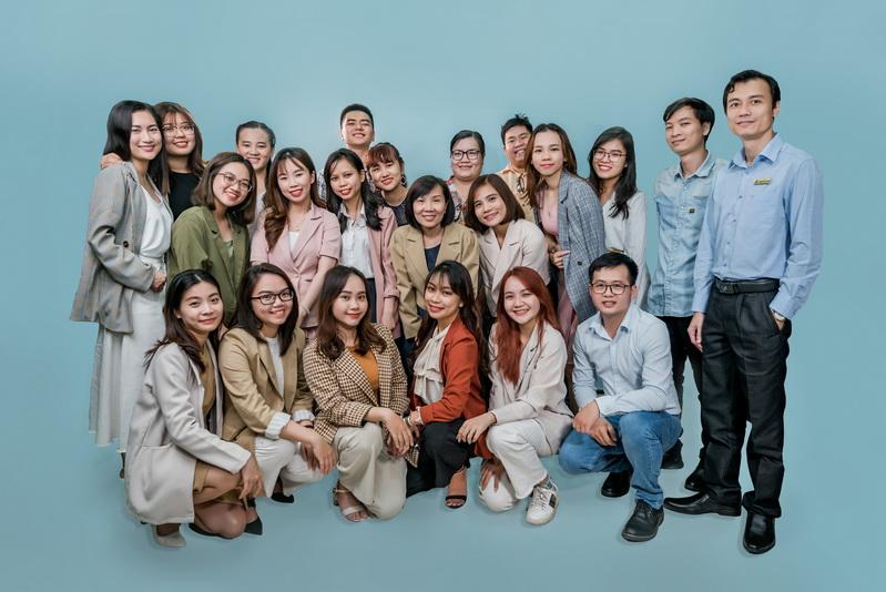 Đội ngũ nhân sự OISP - Bộ phận Học vụ - 2021