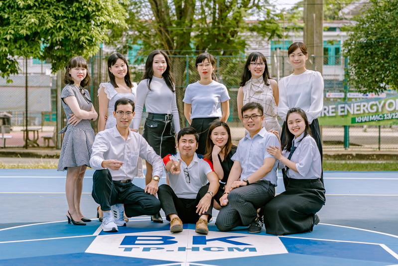 Đội ngũ nhân sự OISP - Bộ phận VJEP - 2021