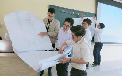 Bảo vệ luận văn chương trình chính quy Chất lượng cao, Tiên tiến HK201