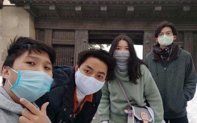 Nhớ Tết quê nhà từ Kanazawa (Nhật)