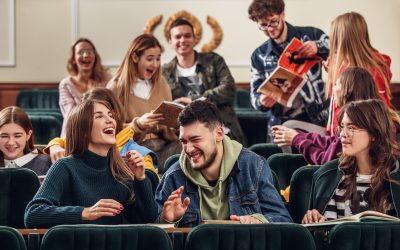 Tham dự tuần lễ O'Week – hòa nhập cộng đồng sinh viên quốc tế
