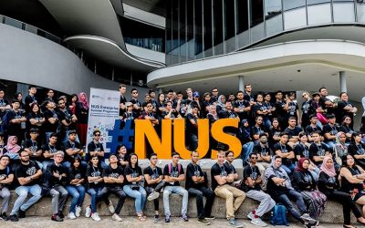 NUS, Enterprise Summer Program on Entrepreneurship 2021, OISP, ĐH Bách Khoa TPHCM
