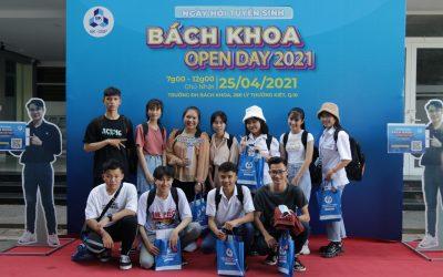 Ngày hội Tuyển sinh Bách Khoa Open Day 2021