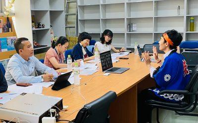 Hội nghị Sinh viên Bách khoa Quốc tế 2021