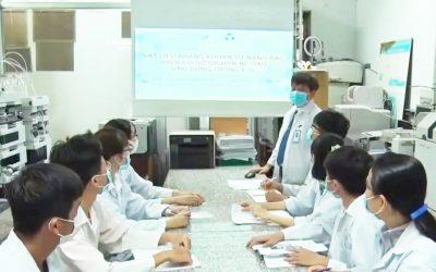 Trường ĐH Bách khoa nghiên cứu thành công khẩu trang ứng dụng siêu vật liệu graphene