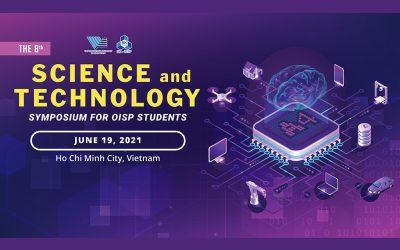 Hội nghị Khoa học & Công nghệ Sinh viên OISP lần VIII-2021