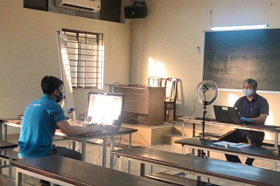 Sự ứng phó nhanh nhạy của Bách khoa trong tuyển sinh và đào tạo mùa COVID-19 - Văn phòng Đào tạo Quốc tế - chương trình Chất lượng cao