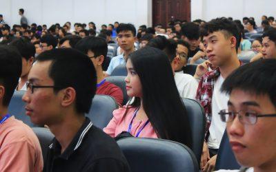 Hoạt động đầu khóa quan trọng dành cho tân SV Bách khoa Quốc tế k2021