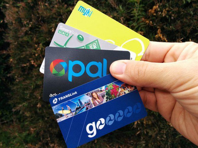 Phương tiện công cộng tại Úc – Dùng thẻ gì?