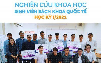 Khởi động nghiên cứu khoa học sinh viên Bách khoa Quốc tế học kỳ I năm học 2021-2022